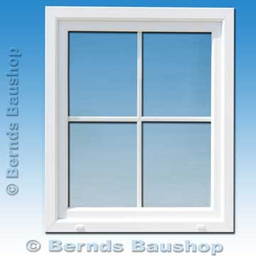 fenster kunstofffenster mit spro en wei dreh kipp kunststoff mehrzweckfenster ebay. Black Bedroom Furniture Sets. Home Design Ideas